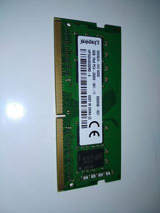 8GB RAM DDR4