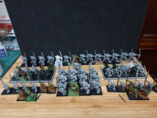 orcos y goblins popurri warhammer fantasy