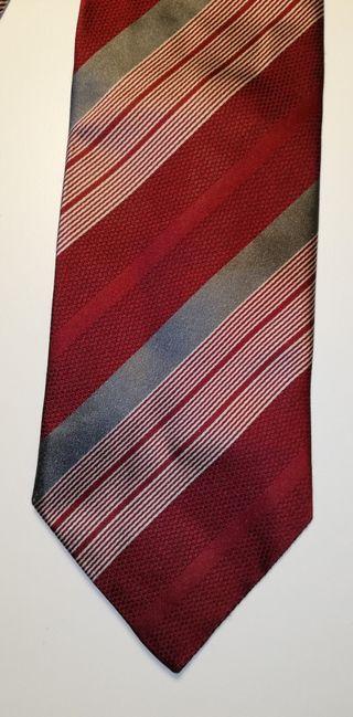 Lote corbatas de seda