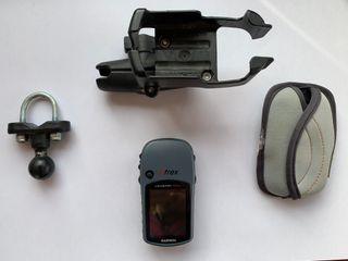 GPS - Garmin Etrex LEGEND HCX con soporte RAM