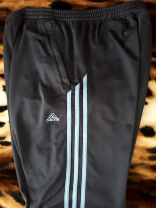 Pantalon chandal vintage adidas hombre / caballero