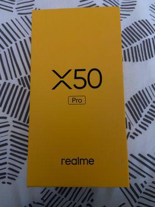 Móvil REALME X50 pro