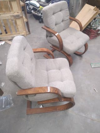 pareja de sillón / butaca