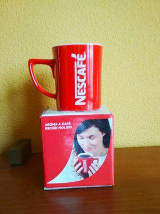 Taza Nescafé