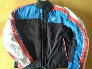 chaqueta moto cordura Alpinestars