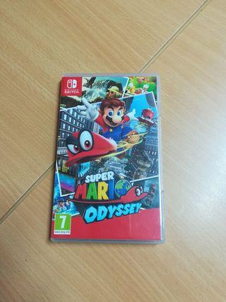 Super Mario Odissey - Nintendo Switch
