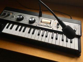 Sintetizador Korg Microkorg XL