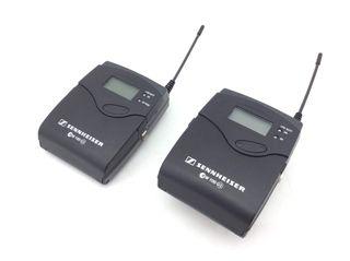 Microfono y receptor Ew-100 G3