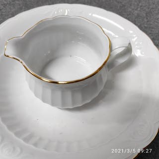 Vajilla de porcelana Santa Clara