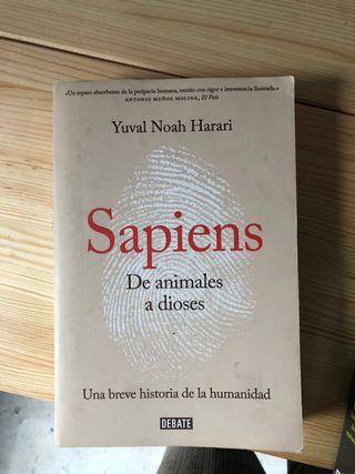 Sapiens y 21 lecciones