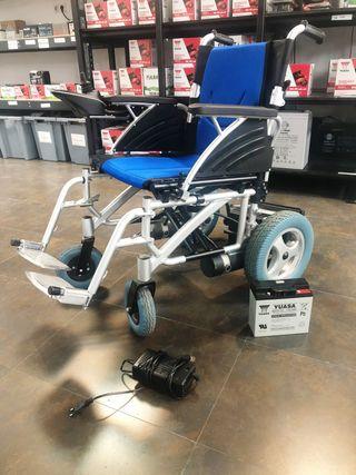 Silla de ruedas Eléctrica Modelo KY110LA