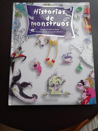 Historias de monstruos. Cuentos cortos para contar
