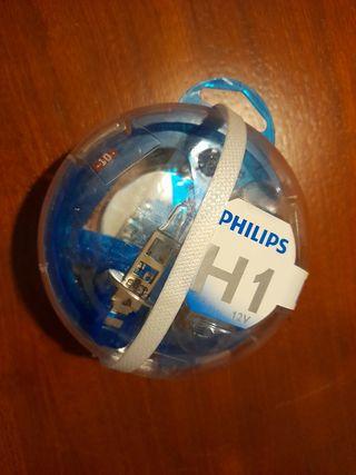 Bombillas Philips H1 sin estrenar