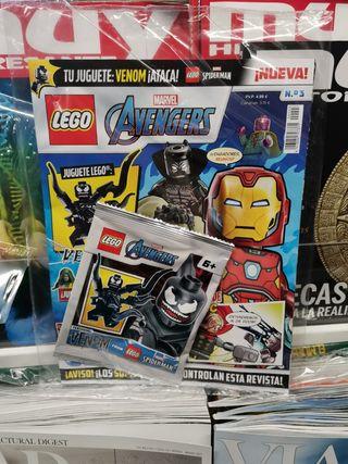 Revista Lego Avengers