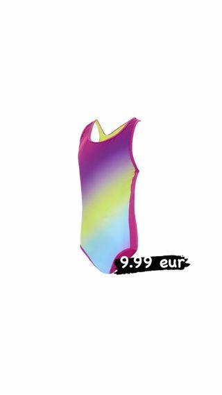 Bañador niña Boomerang (Color)