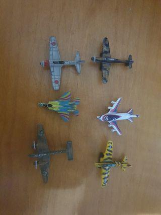 Aviones micromachines