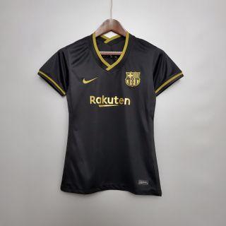 Camiseta Mujer Barcelona 2021 Barça Negra talla XS