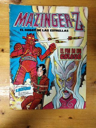 Mazinger-Z. El fin de un coloso