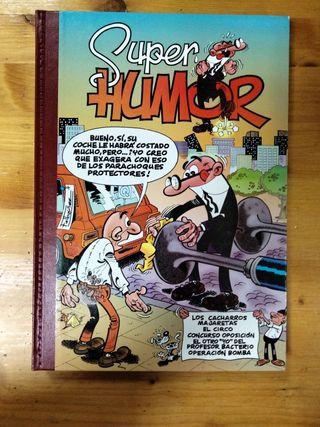 Super humor Mortadelo vol 16