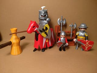 Playmobil Set medieval ref. 5168