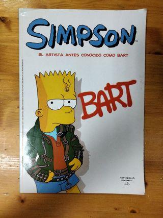 Simpson. El artista antes conocido como Bart