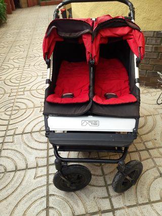 carro de bebés buggi mountain semi