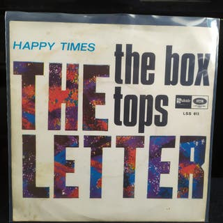 The Box Tops - The Letter Single 1967