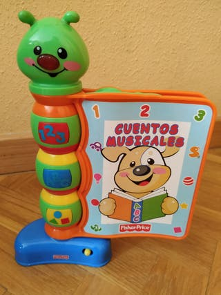 Cuento musical Fisher PRICE