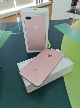 IPhone 7plus 128gb rosa OFERTA