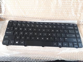 teclado Nuevo portatil HP