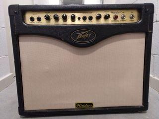 amplificador a válvulas Peavey Windsor studio