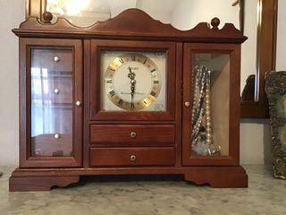 Mueble joyero reloj Seiko