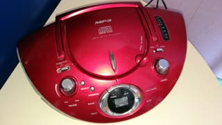 Radio cd/mp3.