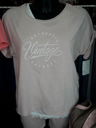 Camisetas para chicas