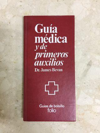 Guía médica y de primeros auxilios