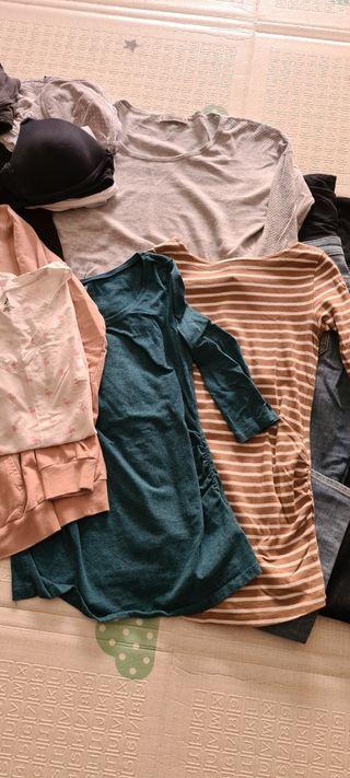 Pack ropa premama y lactancia