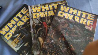 Lote revistas Warhammer