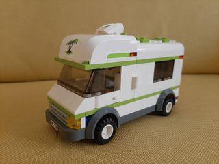 7639 Caravana Lego City