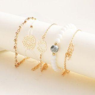 Pulseras y brazaletes Lotus Bisutería
