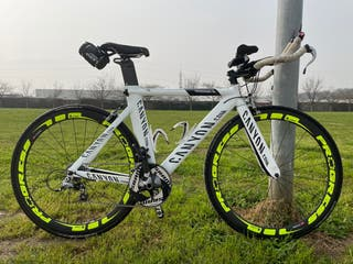 Bicicleta triatlón CANYON
