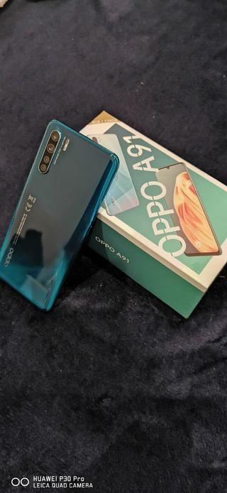 móvil OPPO A91