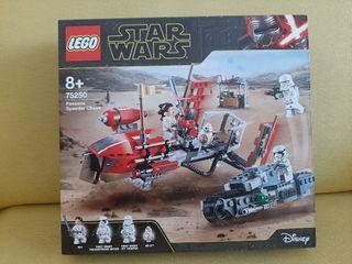 Persecución en Pasaana 75250 Lego Star Wars