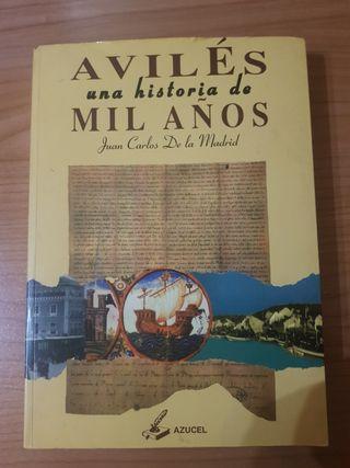 """Libro """"Avilés, una historia de mil años"""""""