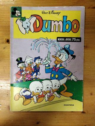 Dumbo. Walt Disney