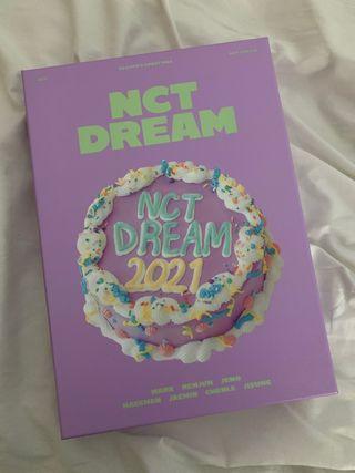 NCT Dream Season Greetings 2021