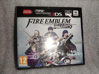 NUEVO Fire Emblem Warriors Nintendo 3 ds