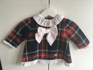 Baby Spanish Outfit Set