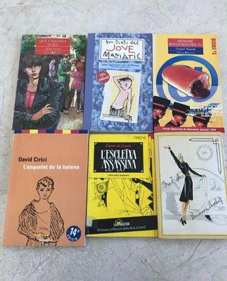 Literatura juvenil en valenciano
