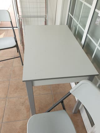 mesa con cajon
