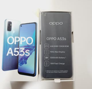 MOVIL OPPO A53S